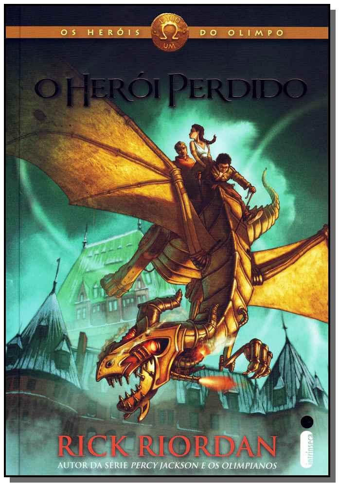 Heroi Perdido, o Lv.01 - Herois Do Olimpo
