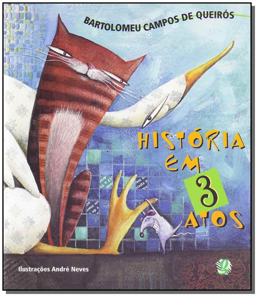 História em 3 Atos