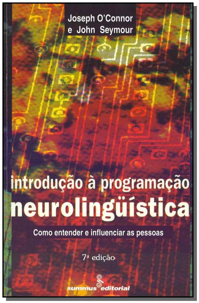 Introdução à Programação Neurolinguística - 07Ed/95