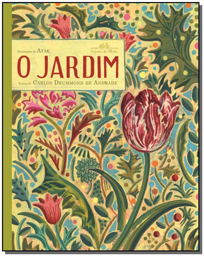 Jardim, o - (Cia Das Letras)