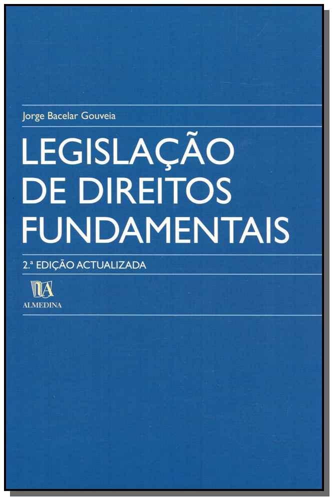 Legislação de Direitos Fundamentais - 02Ed/04