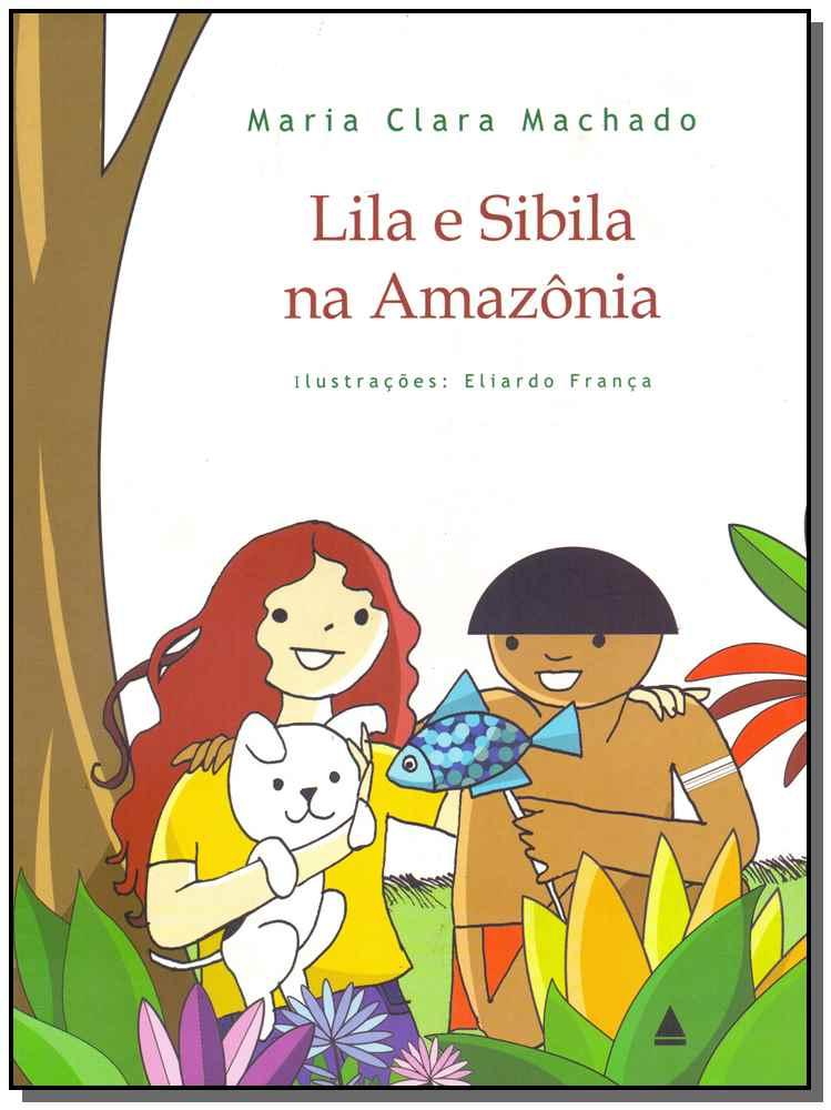 Lila e Sibila na Amazônia - 03Ed/13