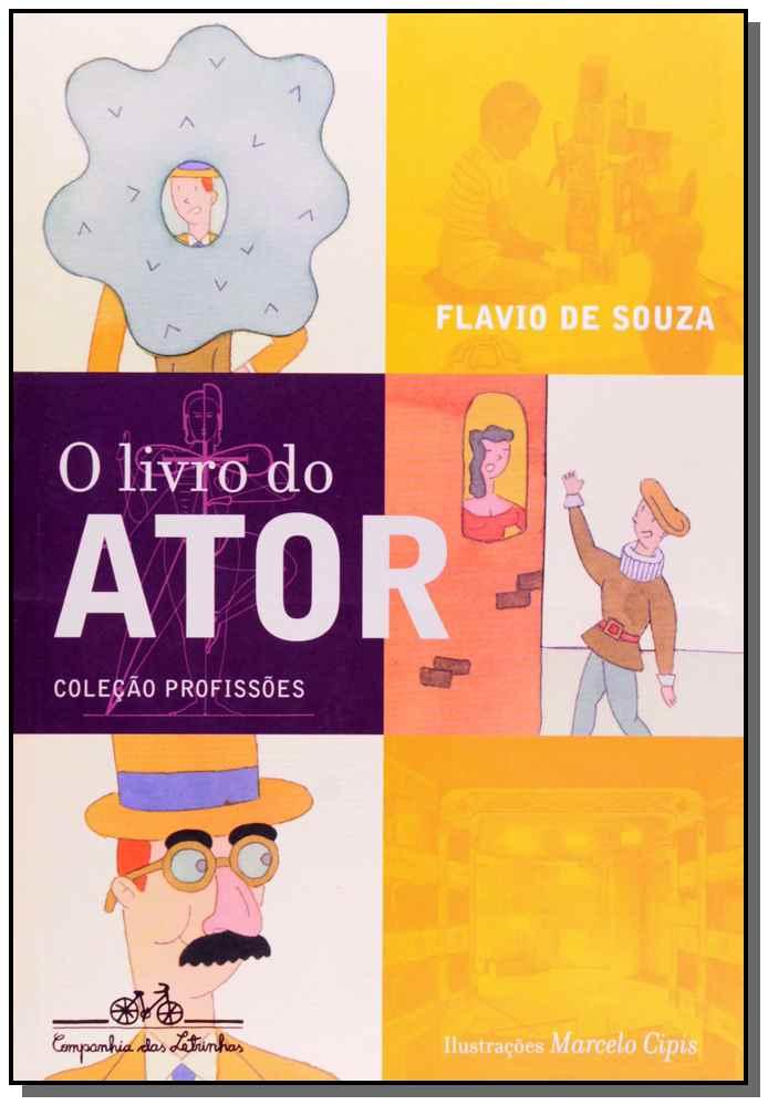 Livro Do Ator, O