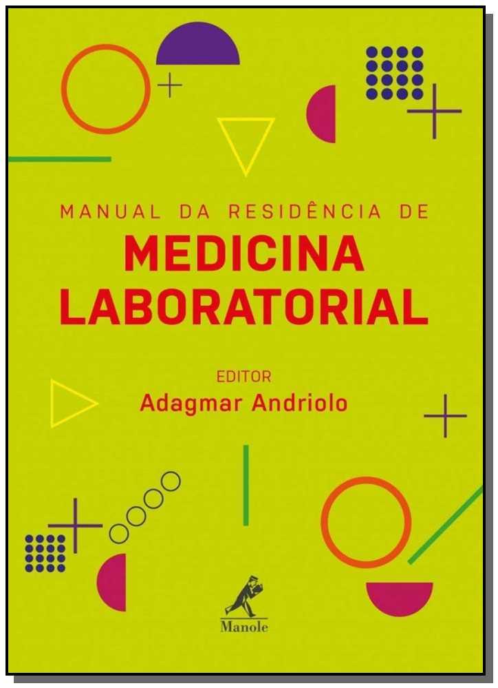 Manual Da Residencia De Medicina Laboratorial
