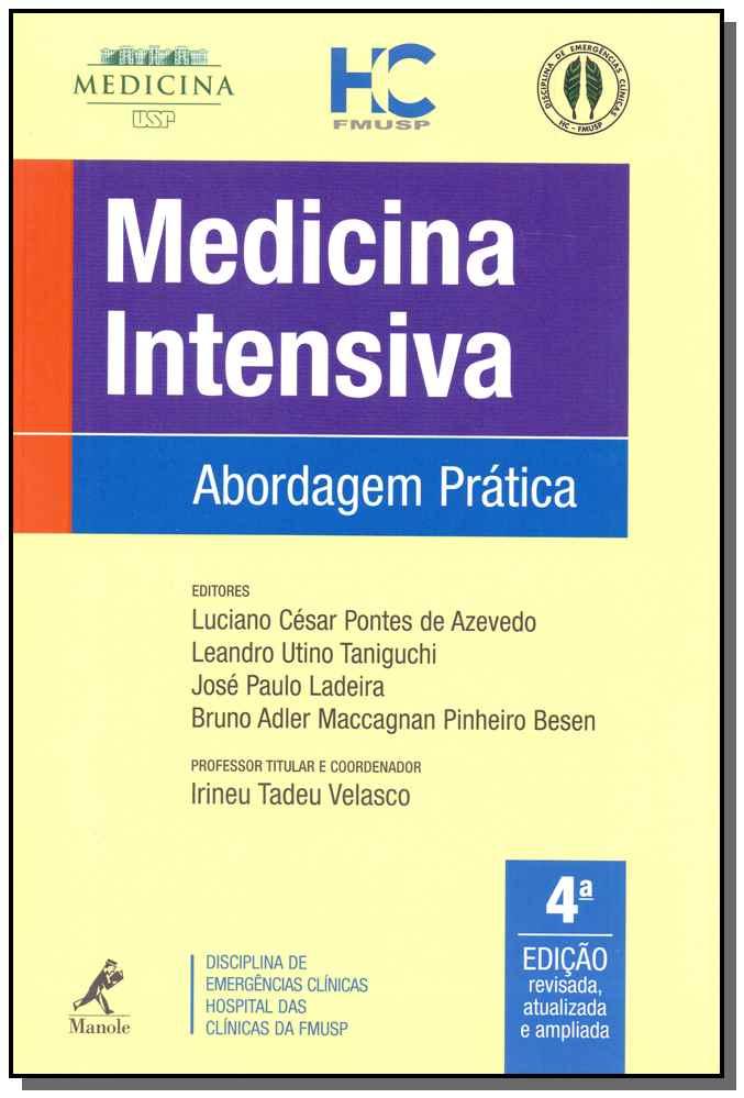 Medicina Intensiva - Abordagem Prática - 04Ed/20