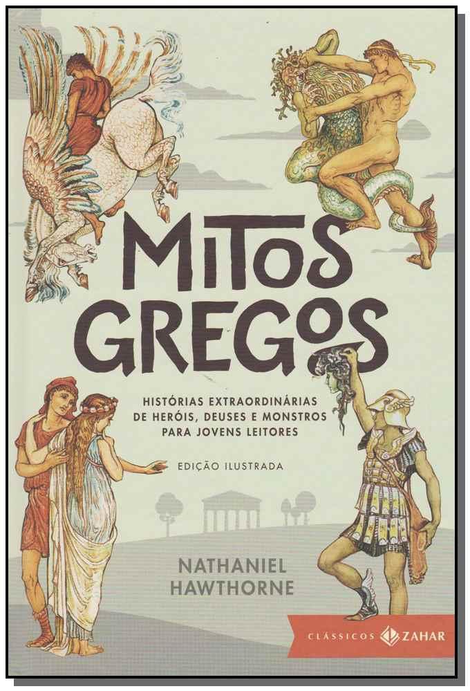 Mitos Gregos: Edição Ilustrada
