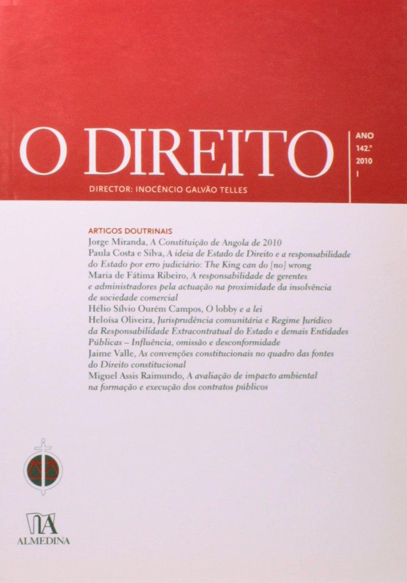 O DIREITO - ANO 142 NOI
