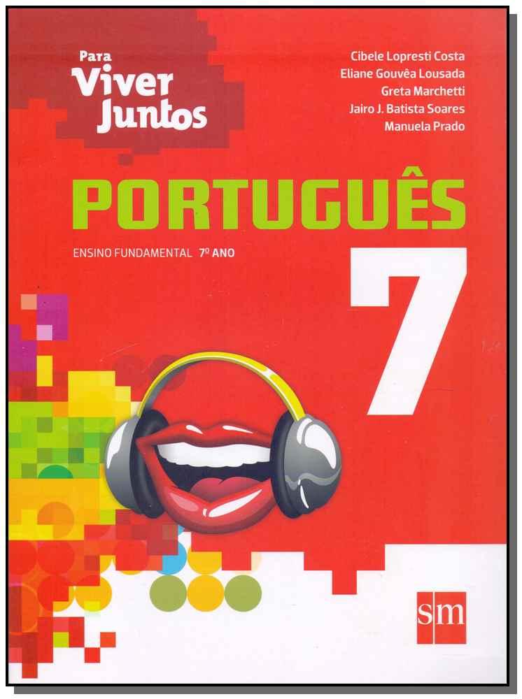 Para Viver Juntos - Português 07 Ano - 03Ed/14