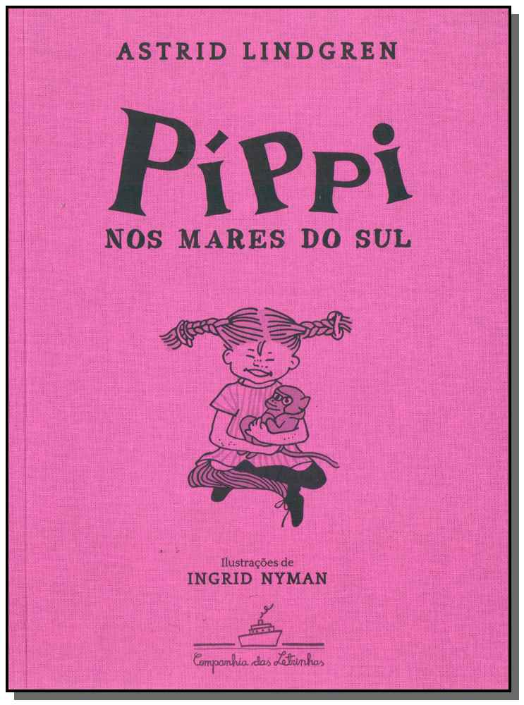 Pippi nos Mares do Sul
