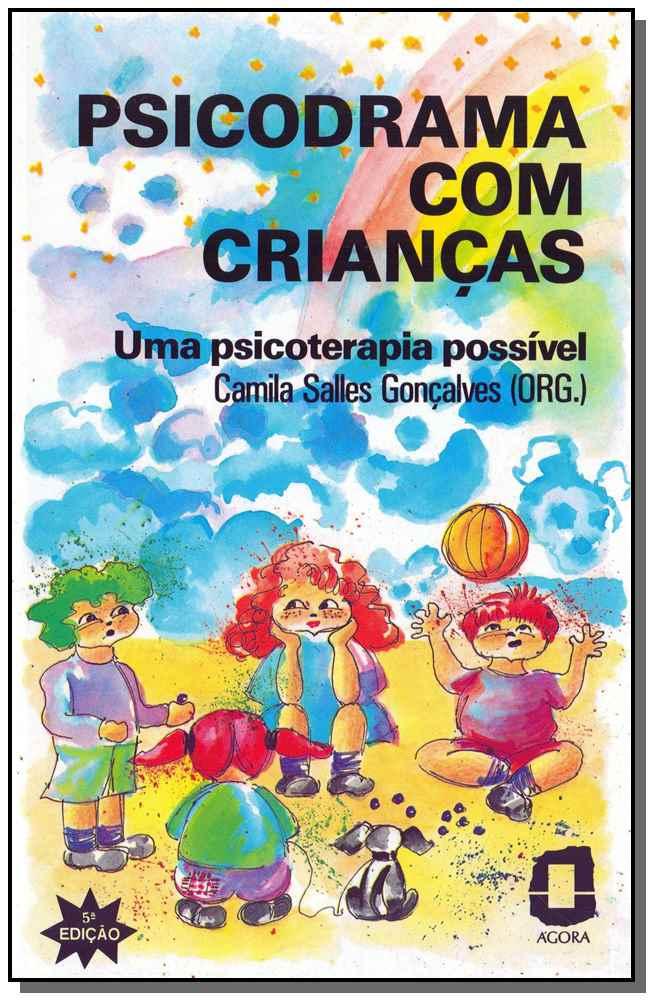 Psicodrama Com Crianças - 05Ed/88