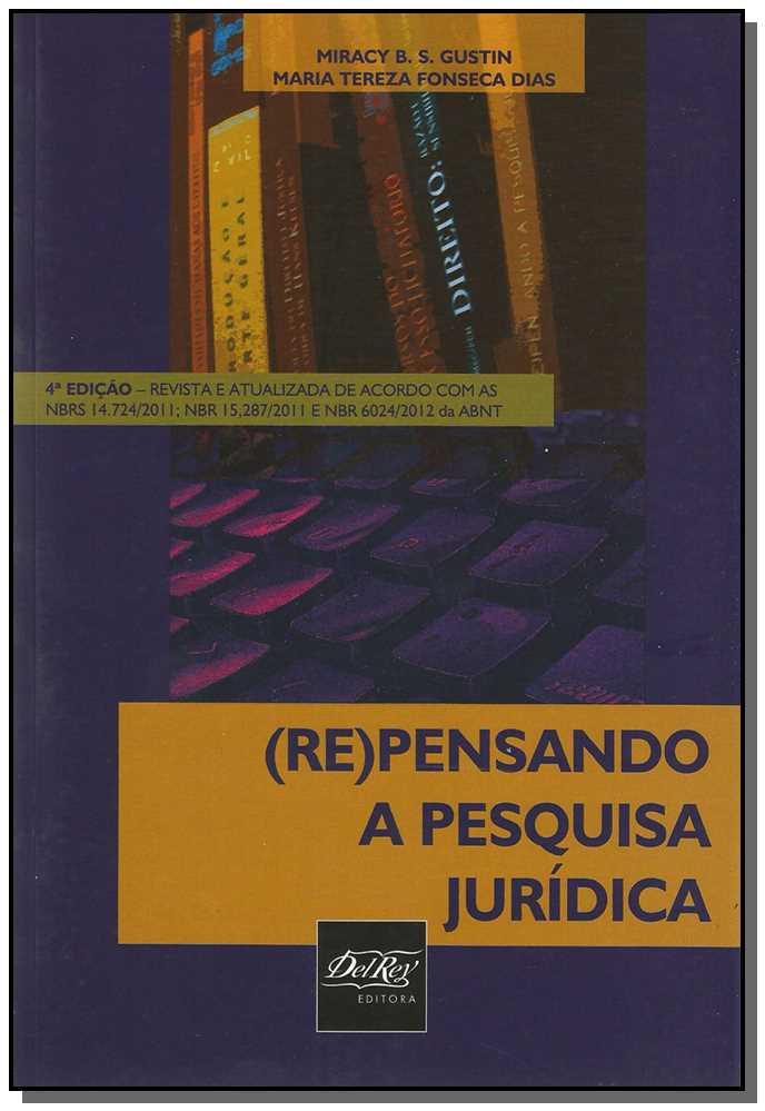 (Re)pensando a Pesquisa Jurídica