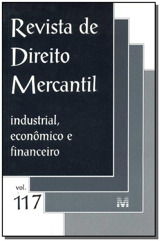 Revista De Direito Mercantil Vol. 117