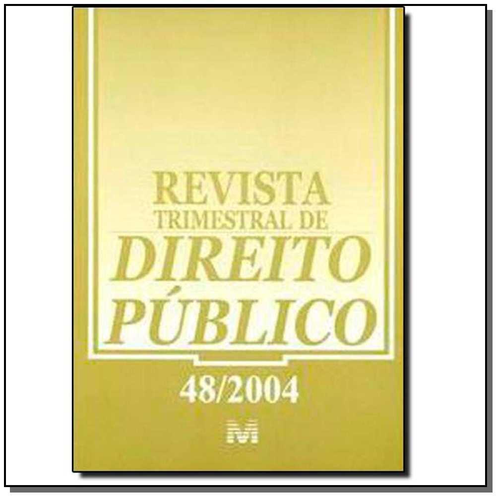 Revista Trimestral De Direito Publico Ed. 48