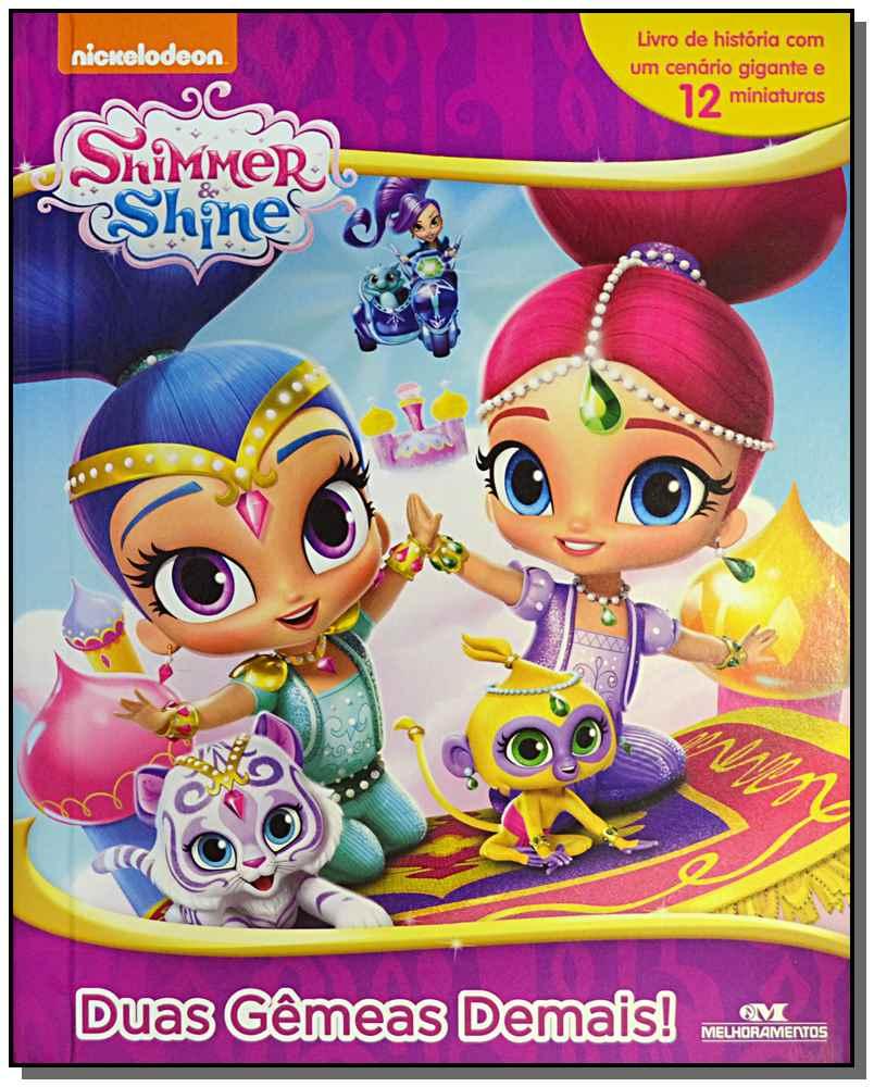 Shimmer And Shine - Duas Gêmeas Demais