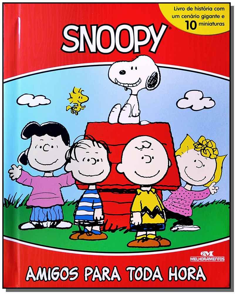 Snoopy - Amigos Para Toda Hora