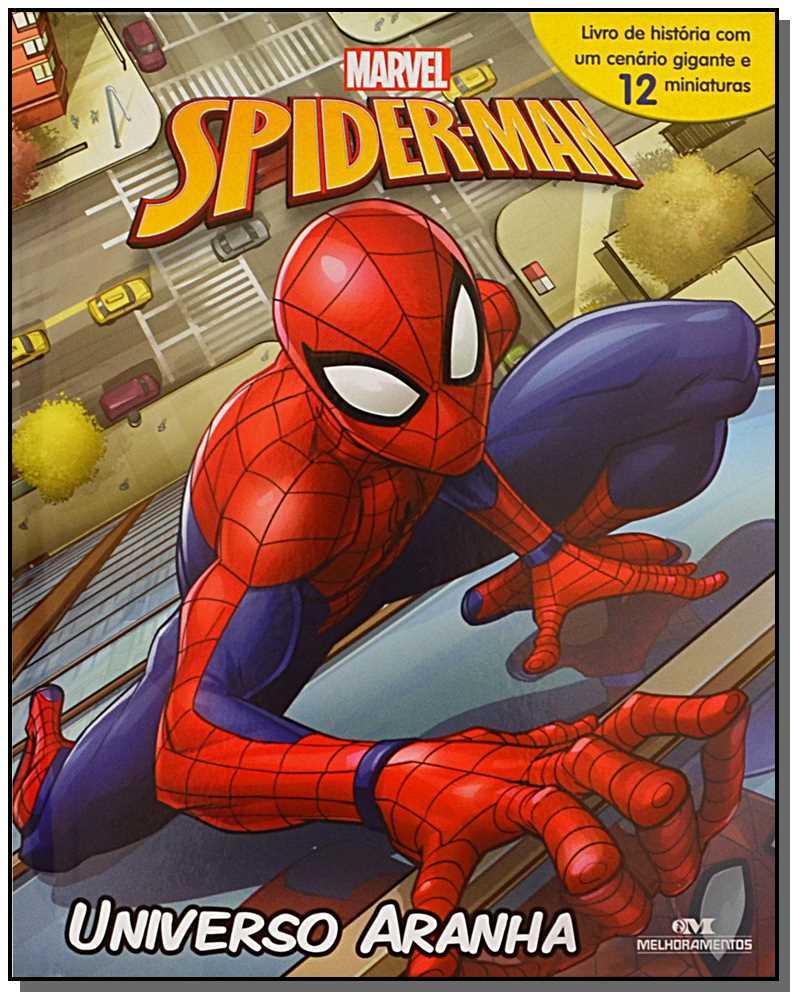 Spider-man - Universo Aranha