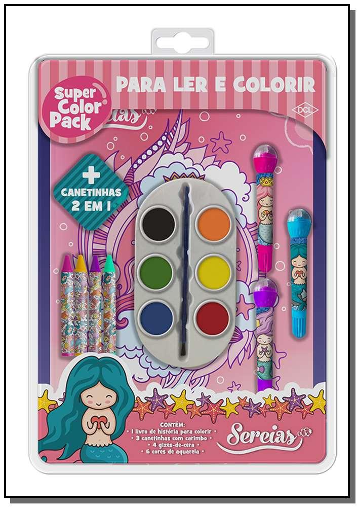 Super Color Pack - Sereias