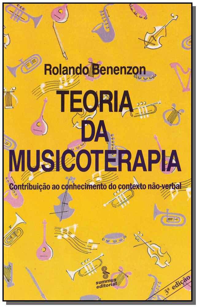 Teoria da Musicoterapia - 03Ed/88