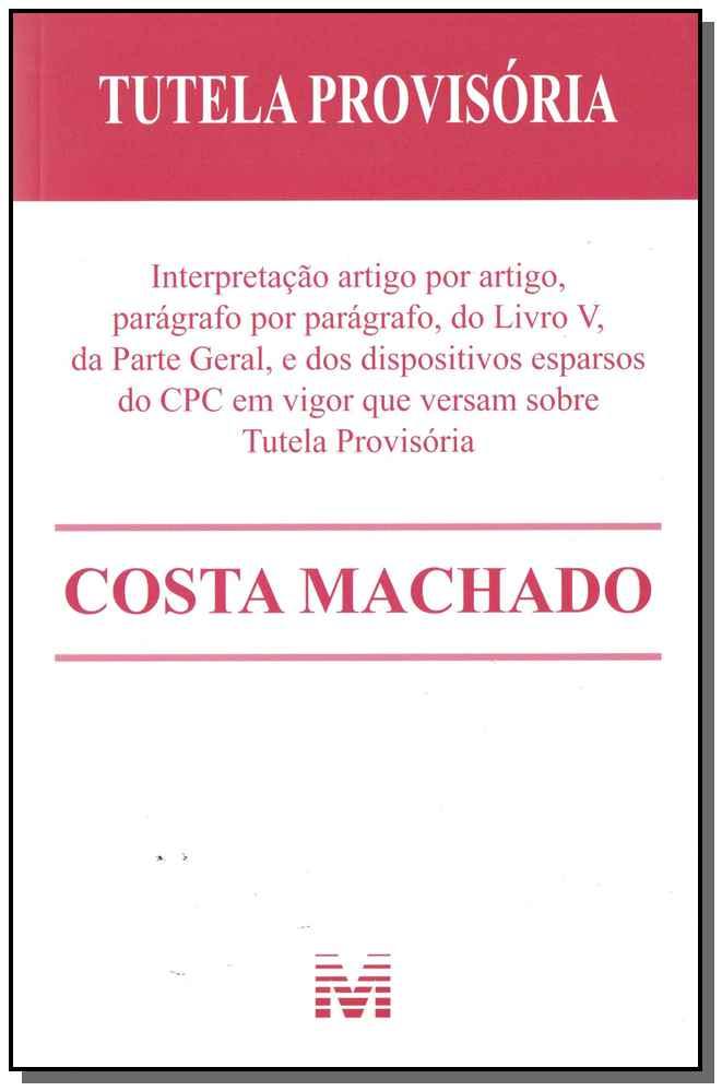 Tutela Provisória - 01Ed/17