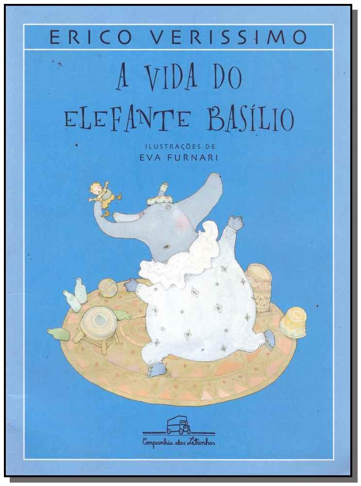 Vida do Elefante Basílio, A