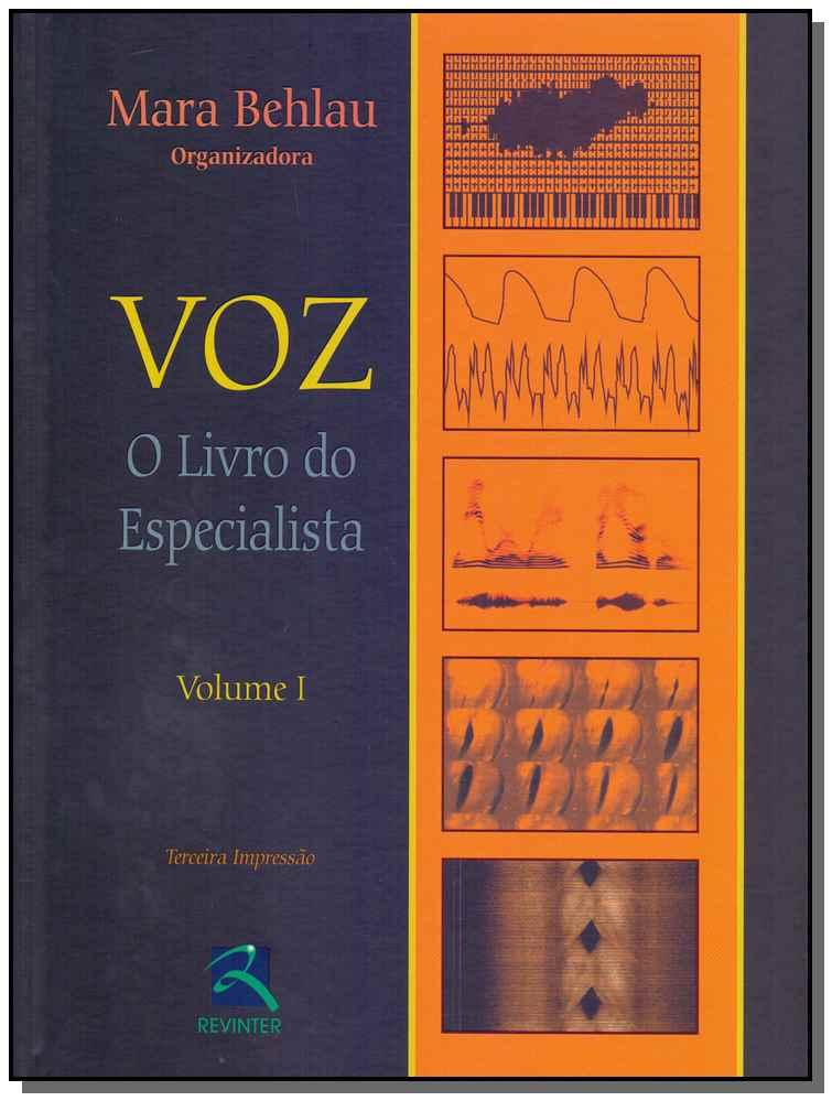 Voz - o Livro do Especialista - Vol. 01