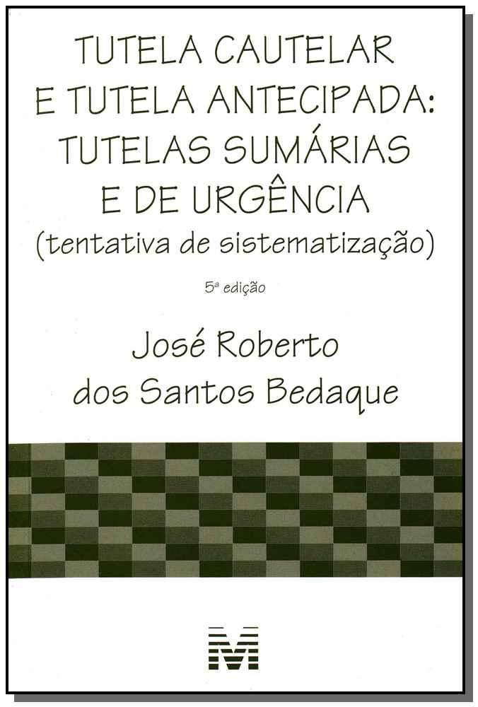 Zz-tutela Cautelar e Tutela Antecipada - 05Ed/09