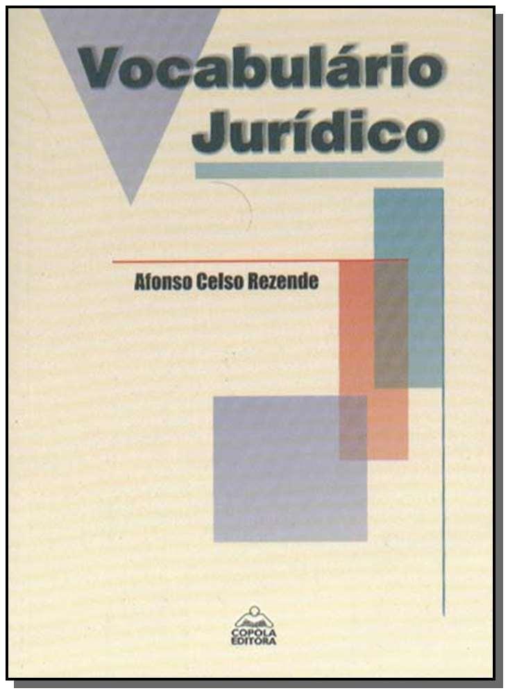 Zz-vocabulario Juridico Bolso-2ed/04